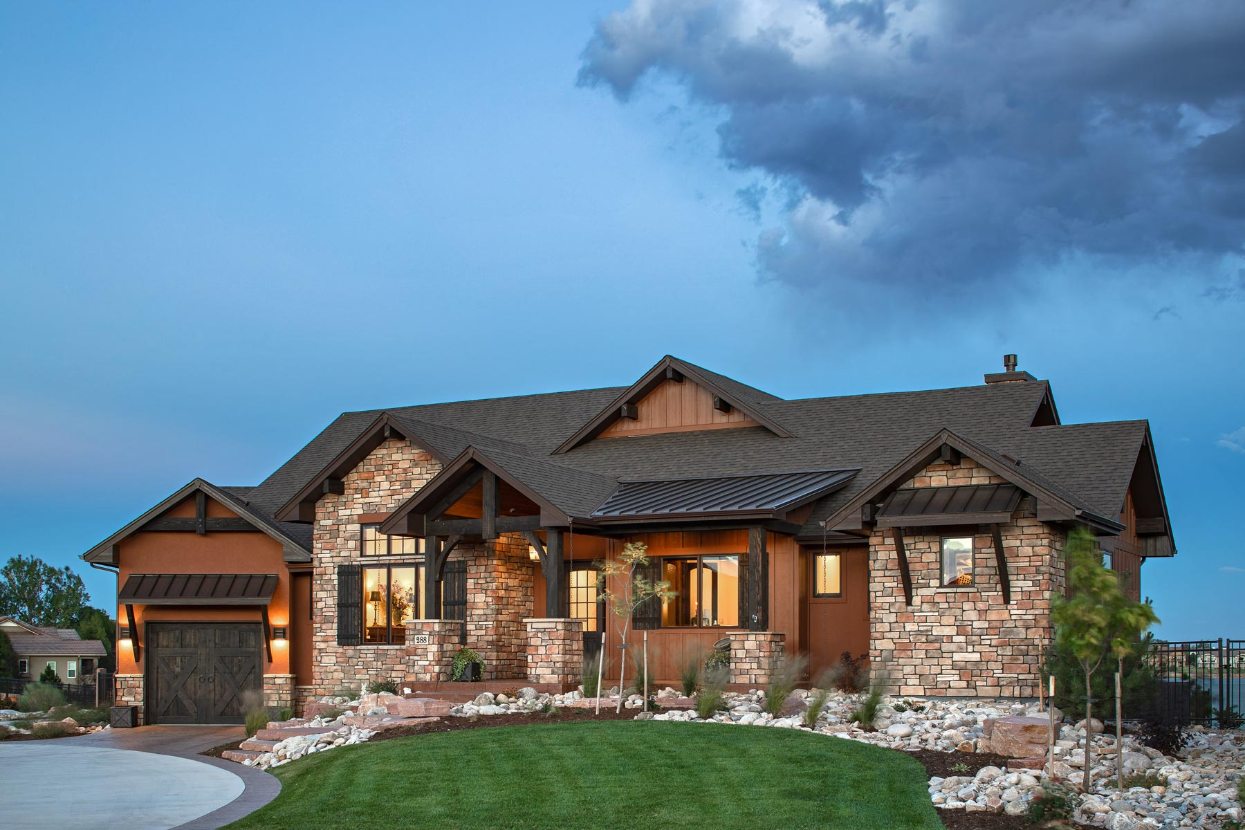Rentfrow Design - Residential Architecture Photography - Loveland, Colorado