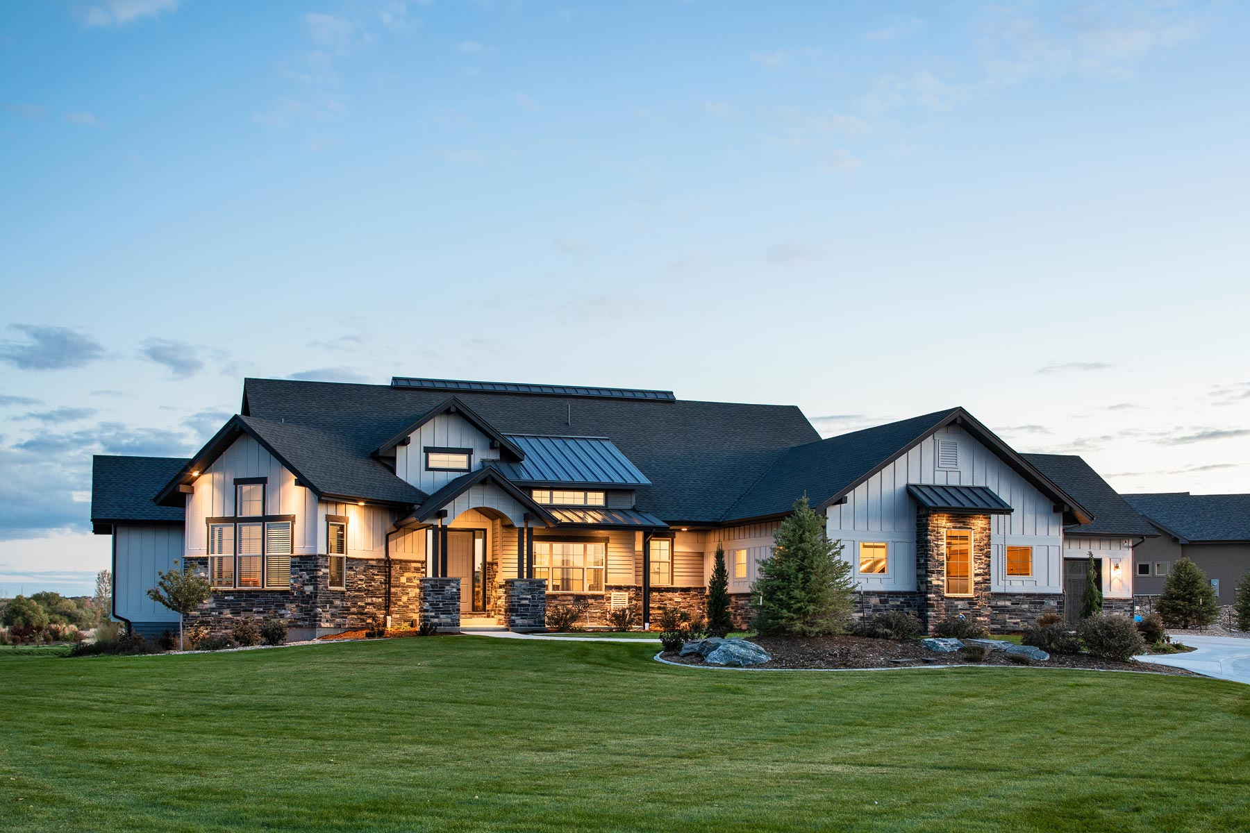 Rentfrow Design - Residential Architecture Photography - Timnath, Colorado