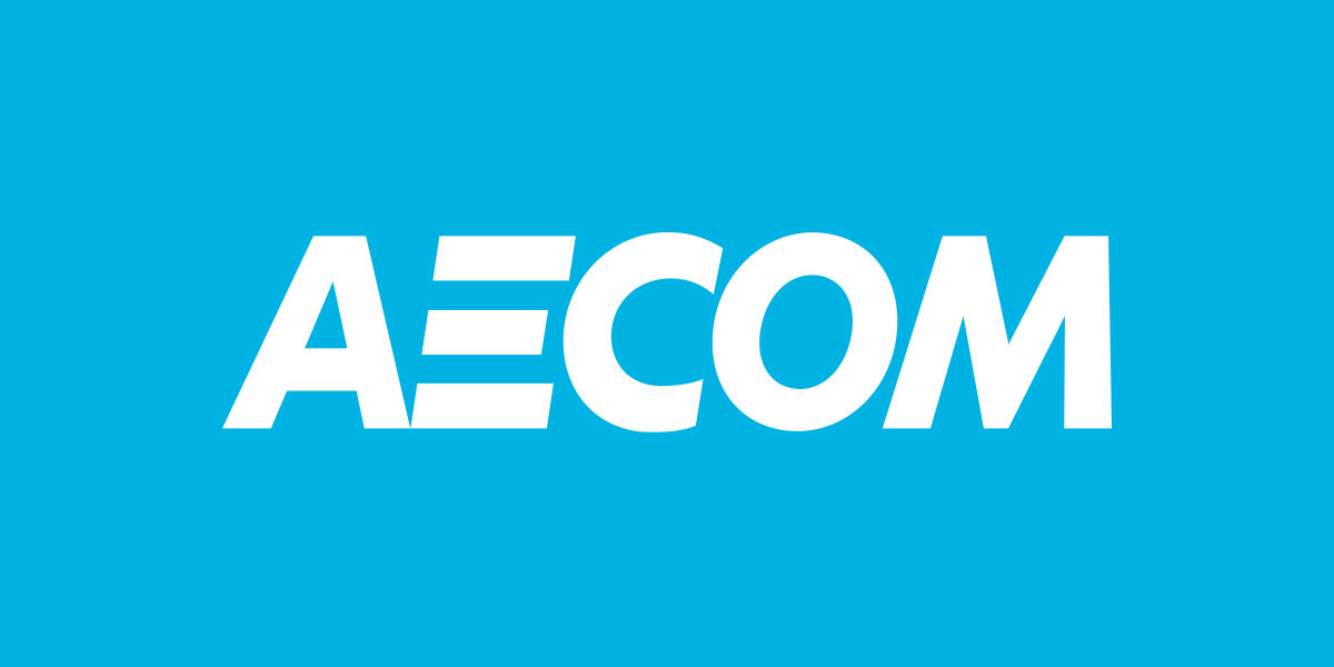 AECOM - Top 10 US Construction Companies and Their Logos