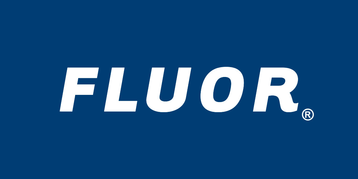Fluor - Top 10 US Construction Companies and Their Logos