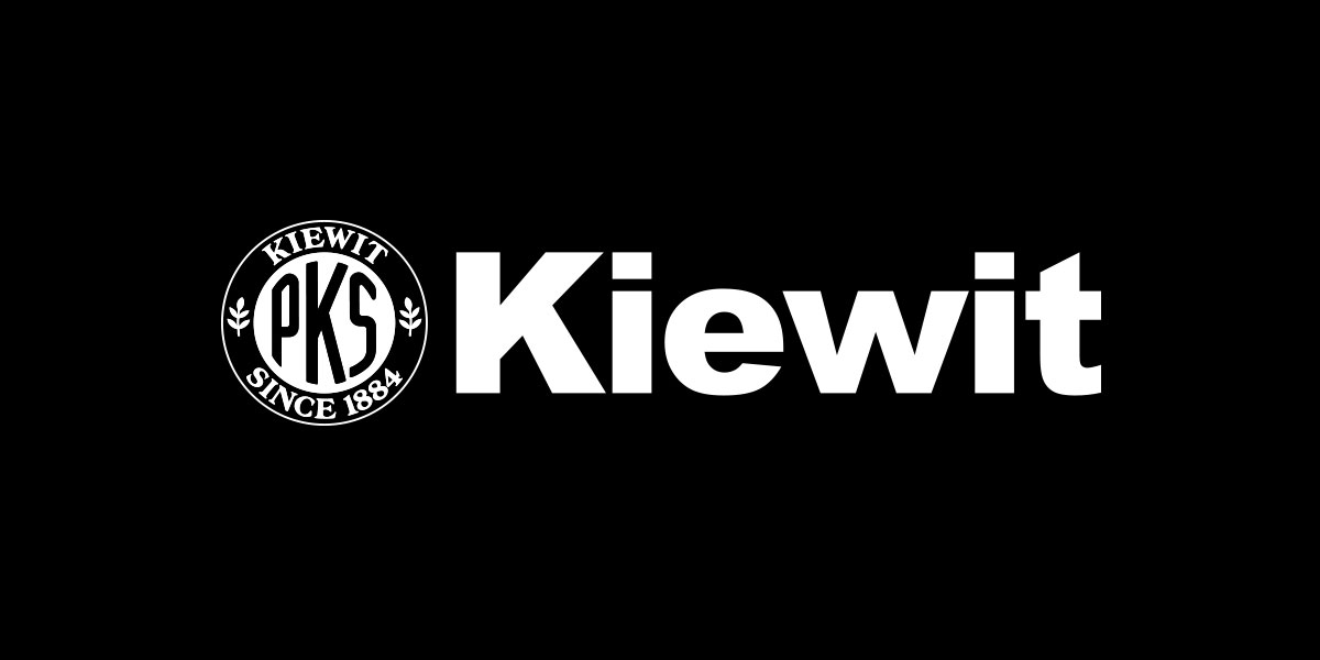 Kiewit - Top 10 US Construction Companies and Their Logos