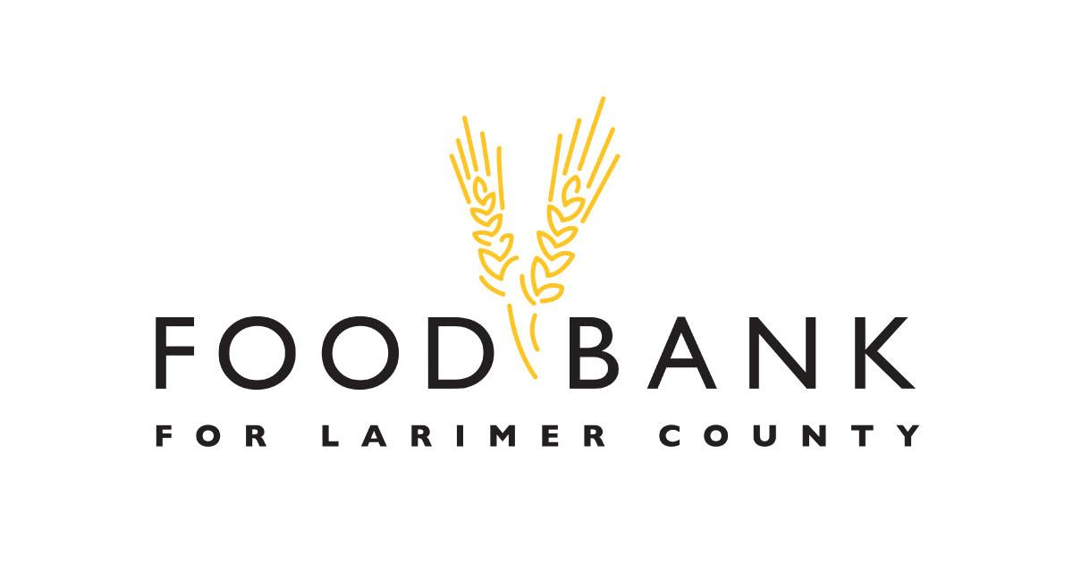 #2 Best Northern Colorado Logo Design–Food Bank of Larimer County