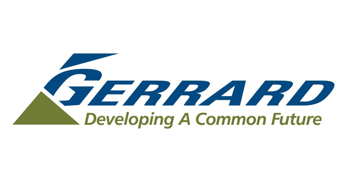 #5 Best Northern Colorado Logo Design–Gerrard Excavating