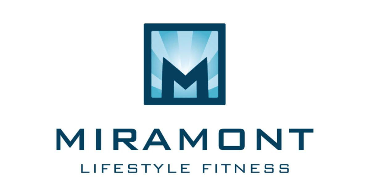 #9 Best Northern Colorado Logo Design–Miramont Fitness