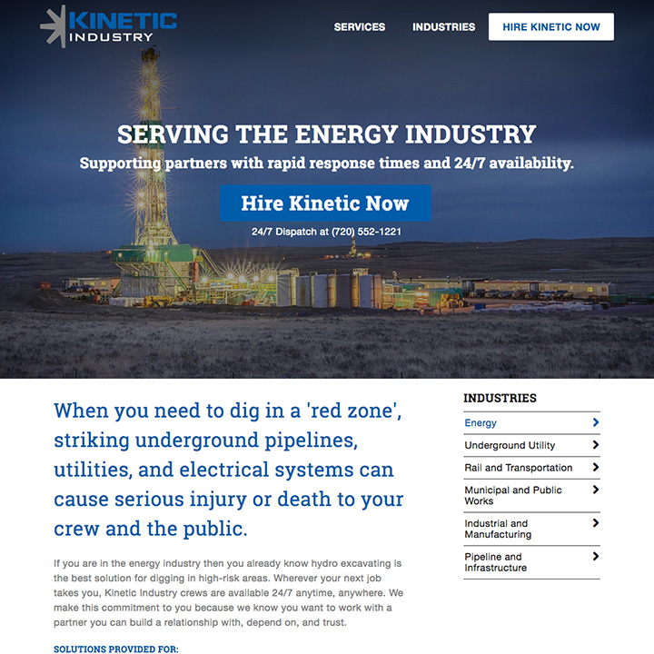 b151992b0b6 Industrial Services Marketing Case Study - Kinetic Industry ...