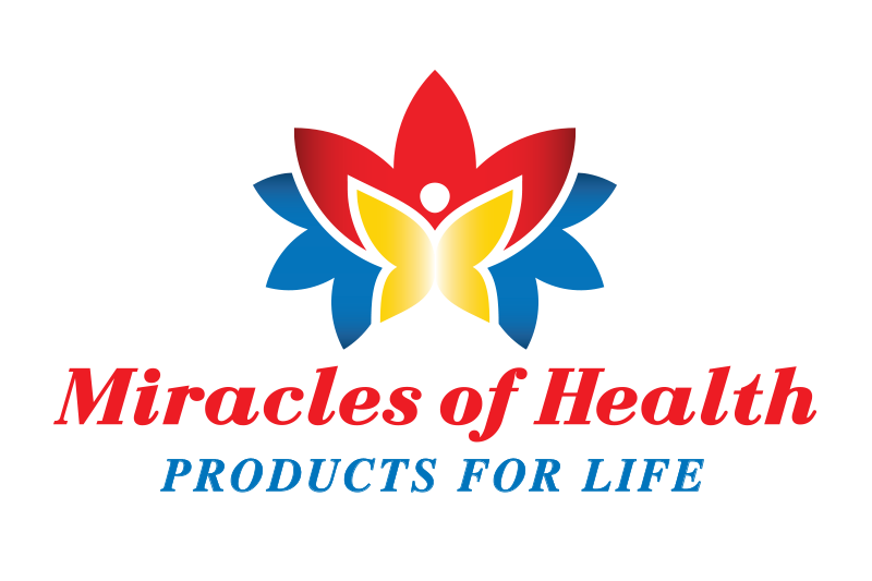Branding logo design for Miracles of Health