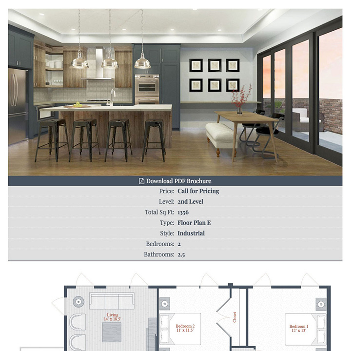 Floor Plan Details - Myridium