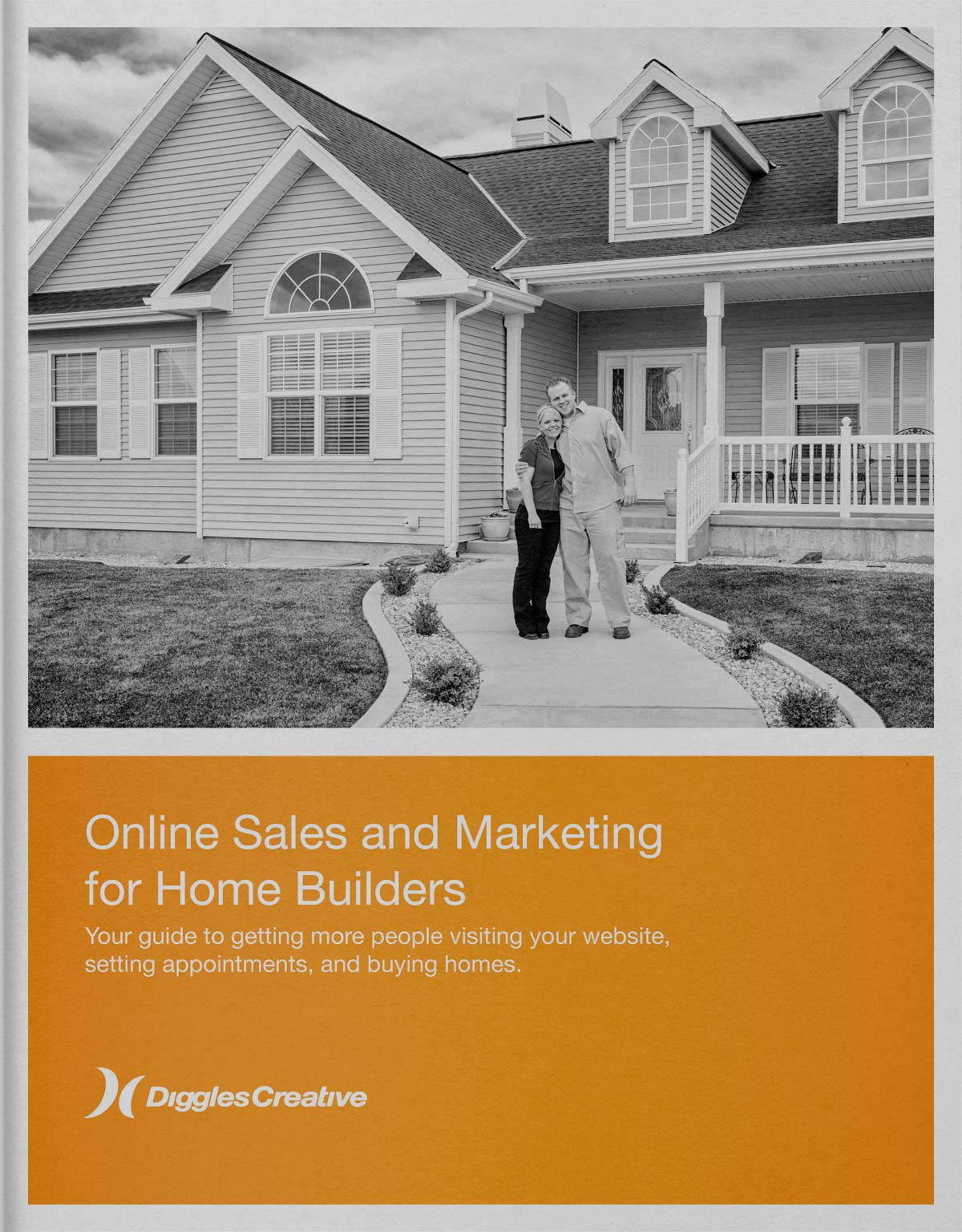 Ebook - Online Sales and Marketing for Home Builders