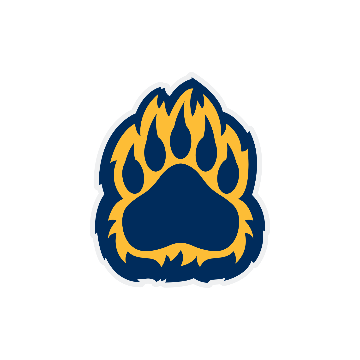 Bears Village - Bear Paw Logo Design - Greeley, CO Apartments