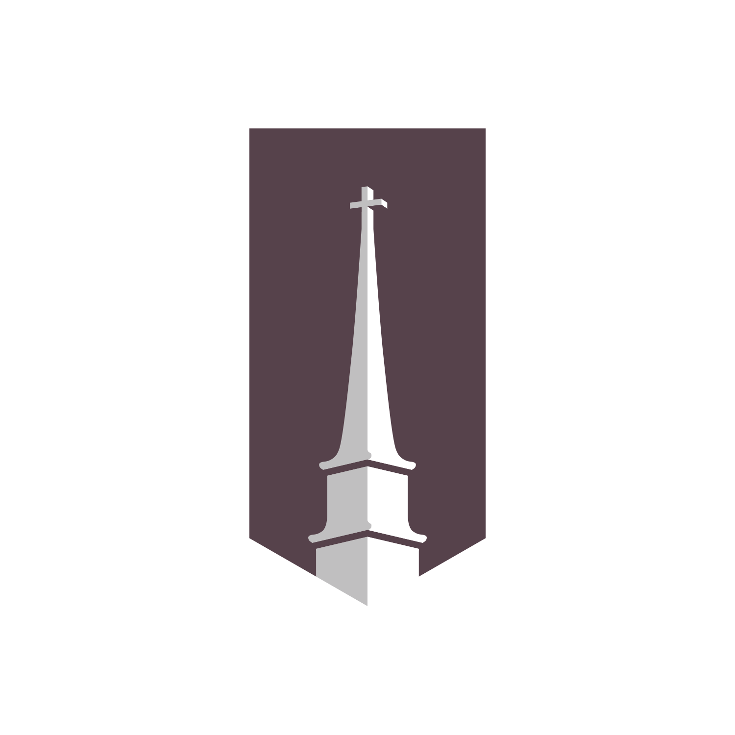 Bethel Baptist Church - Steeple Logo Design - Greeley, CO Church