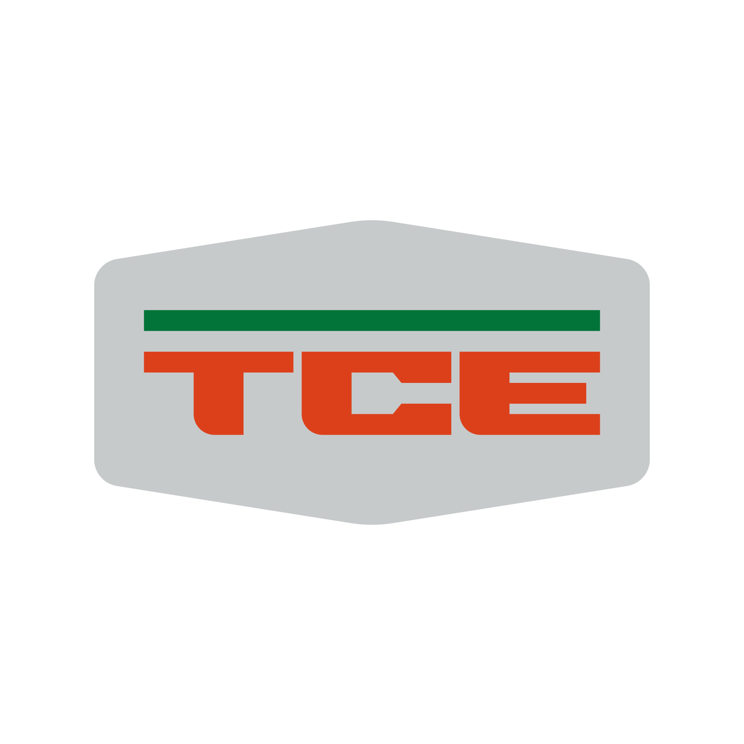 TCE Construction Logo Design - Windsor, CO Construction Company