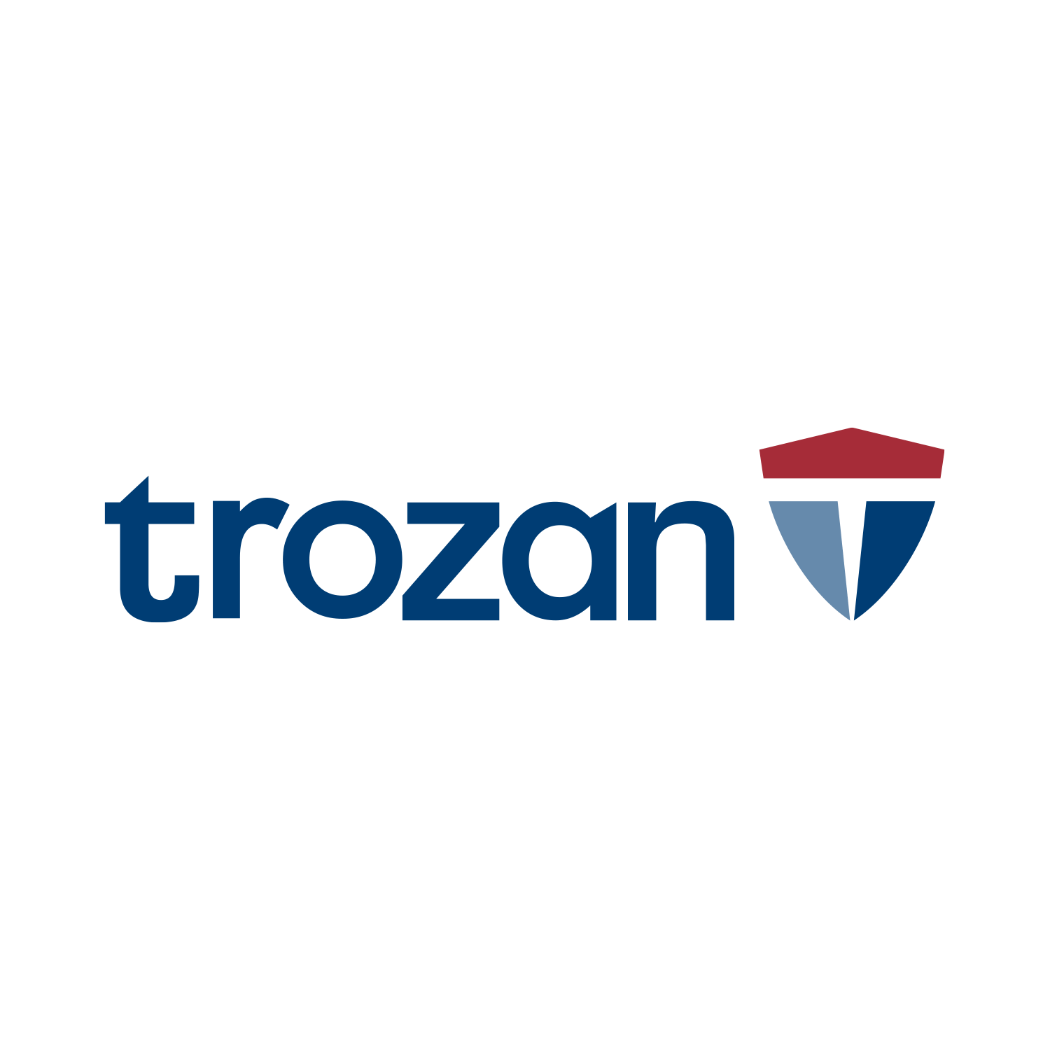 Trozan Insurance Logo Design - Fort Collins, CO Insurance Services Company